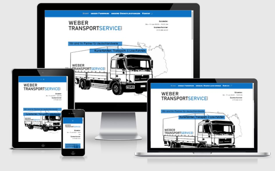 Weber Transportservice aus Berlin